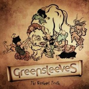 Greensleeves - The Elephant Truth CD (album) cover