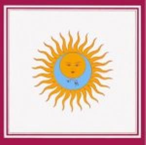 King Crimson - Lark's Tongue In Aspic (the Complete Recordings) CD (album) cover