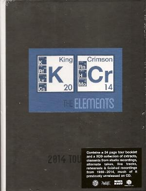 King Crimson - The Elements CD (album) cover