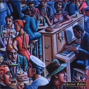 King Crimson - Live At The Jazz Café (projekct One) CD (album) cover