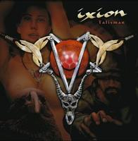 Ixion - Talisman CD (album) cover