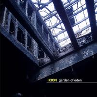 Ixion - Garden Of Eden CD (album) cover
