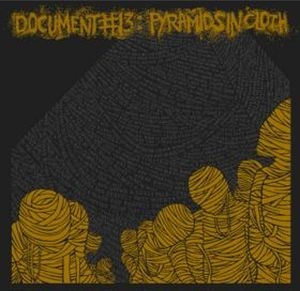Circle Takes The Square - Document Thirteen - Pyramids In Cloth 7 CD (album) cover