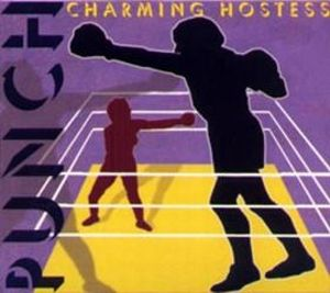 Charming Hostess - Punch CD (album) cover