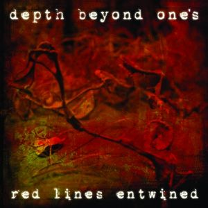 Depth's Beyond One's - Red Lines Entwined CD (album) cover