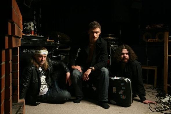 ALKOTRIO image groupe band picture