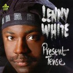 Lenny White - Present Tense CD (album) cover