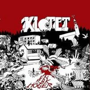 Klotet - En Rak Höger CD (album) cover