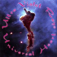 Ultra Violet Rays - Universal Heart CD (album) cover