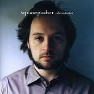 Squarepusher - Ultravisitor CD (album) cover