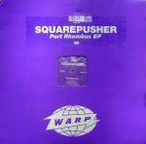 Squarepusher - Port Rhombus Ep CD (album) cover