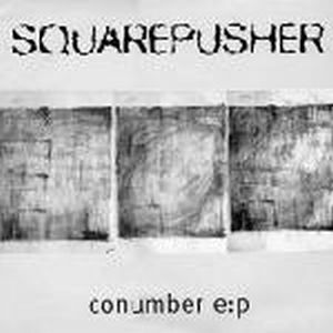 Squarepusher - Conumber E:p CD (album) cover