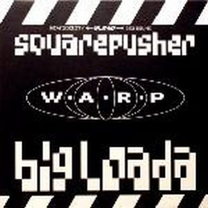 Squarepusher - Big Loada CD (album) cover