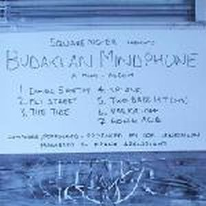 Squarepusher - Budakhan Mindphone CD (album) cover