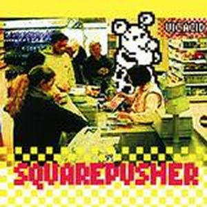 Squarepusher - Vic Acid CD (album) cover