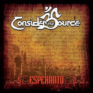 Consider The Source - Esperanto CD (album) cover