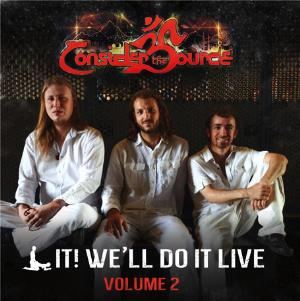 Consider The Source - F**k It! We'll Do It Live - Volume 2 CD (album) cover