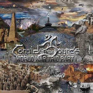 Consider The Source - World War Trio (part 1) CD (album) cover