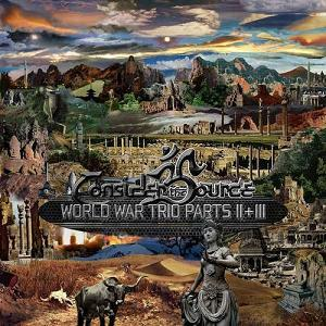 Consider The Source - World War Trio (parts Ii + Iii) CD (album) cover