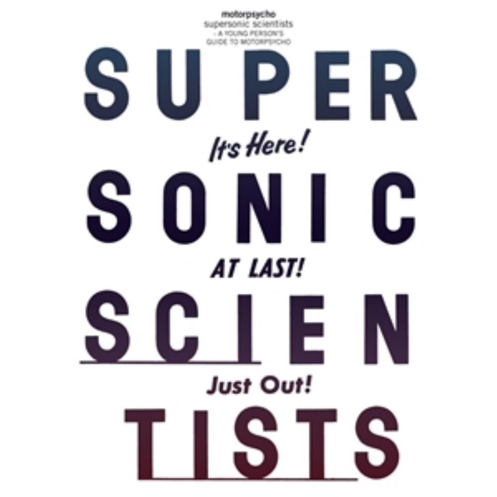 Motorpsycho - Supersonic Scientists - A Young Person's Guide To Motorpsycho CD (album) cover