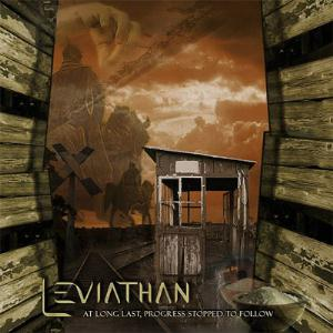 Leviathan (ita) - At Long Last, Progress Stopped To Follow CD (album) cover