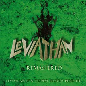 Leviathan (ita) - Deepest Secrets Beneath & Leviathan Ep CD (album) cover