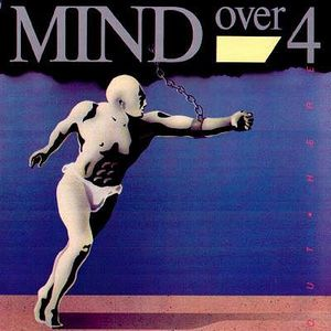 Mind Over Four - Out Here CD (album) cover