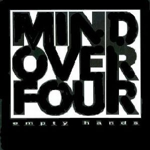 MIND OVER FOUR - Empty Hands CD album cover