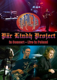 PÄr Lindh Project - In Concert, Live In Poland DVD (album) cover