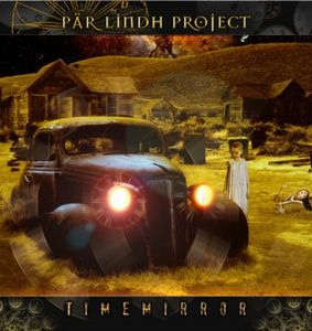 PÄr Lindh Project - Time Mirror CD (album) cover