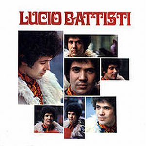 Lucio Battisti - Lucio Battisti CD (album) cover