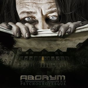 Aborym - Psychogrotesque CD (album) cover