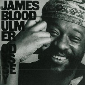 James Blood Ulmer - Odyssey CD (album) cover