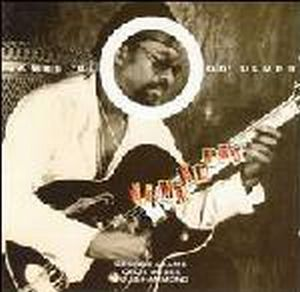 James Blood Ulmer - Revealing CD (album) cover