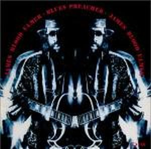 JAMES BLOOD ULMER - Blues Preacher CD album cover