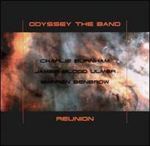 James Blood Ulmer - Reunion (as Odyssey The Band) CD (album) cover