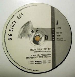 Big Block 454 - Know What This Is ? CD (album) cover