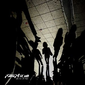 Panopticon - Live @ L'an Vert CD (album) cover