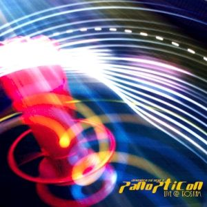 Panopticon - Live @ Roskam Café CD (album) cover