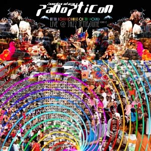 Panopticon - At The Four Corners Of The World Volume 2 - Live @ Jazz Jette June CD (album) cover