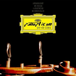 Panopticon - Live With Strings CD (album) cover