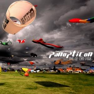Panopticon - Live @ Chat-pitre CD (album) cover
