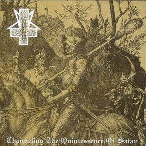 Abigor - Channeling The Quintessence Of Satan CD (album) cover