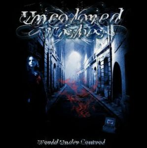 Uncolored Wishes - World Under Control CD (album) cover