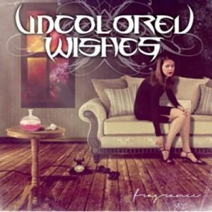 Uncolored Wishes - Fragrance CD (album) cover