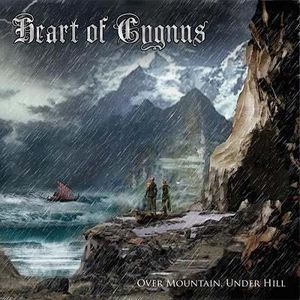 HEART OF CYGNUS - Over Mountain, Under Hill CD album cover
