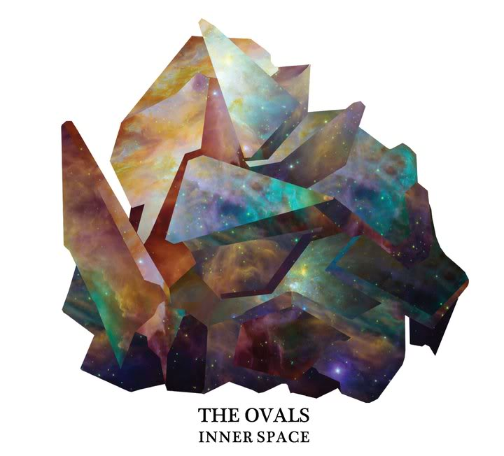 The Ovals - Inner Space CD (album) cover