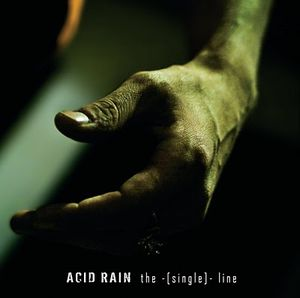 Acid Rain - The Single Line CD (album) cover