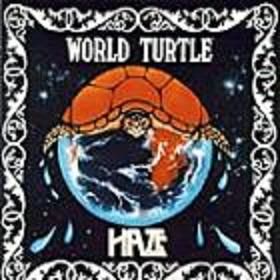 Haze - World Turtle CD (album) cover