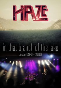 Haze - In That Branch Of The Lake (dvd) DVD (album) cover